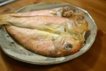 甘鯛の干物